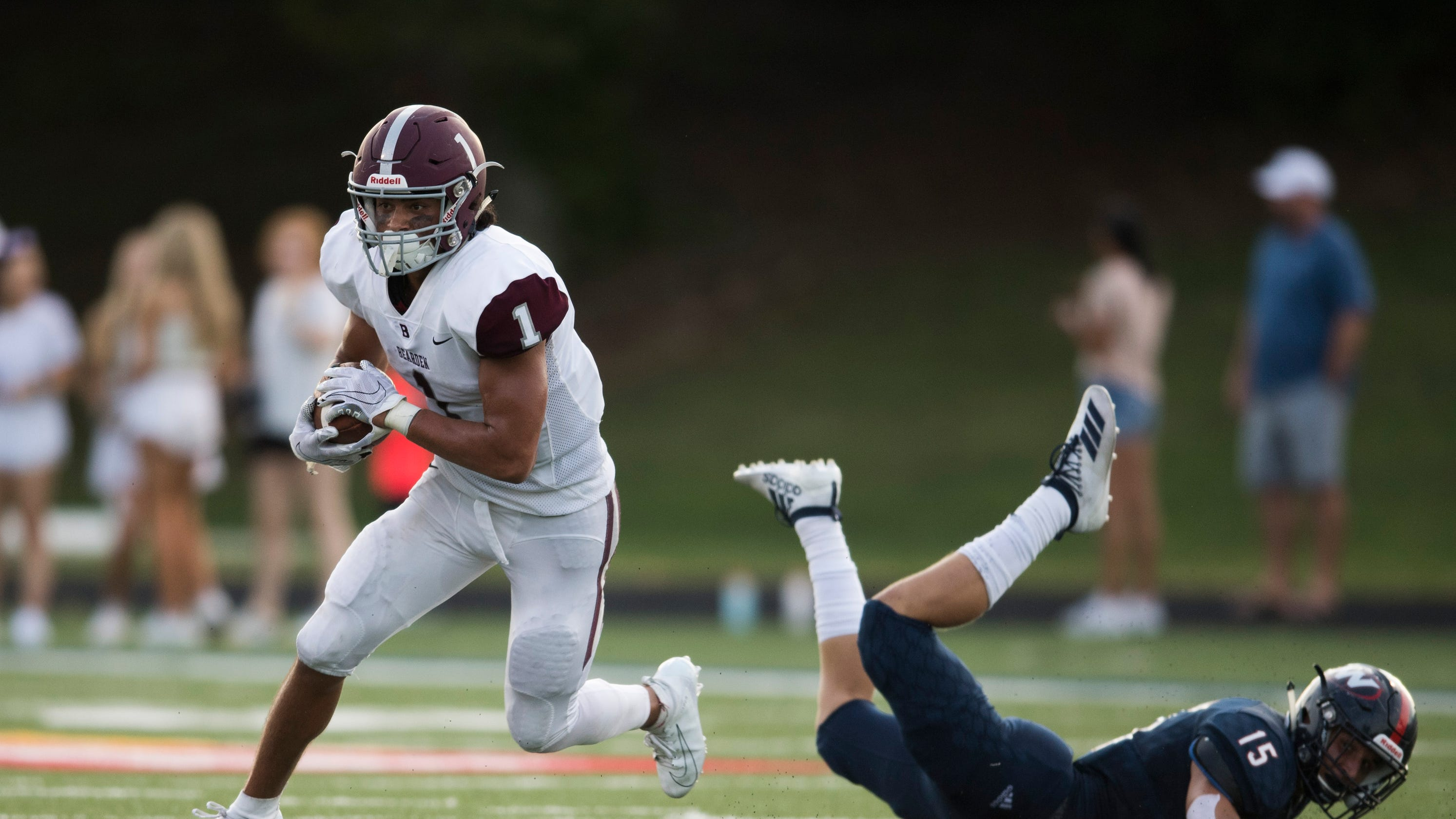 Tennessee high school football: How Bearden's Candela