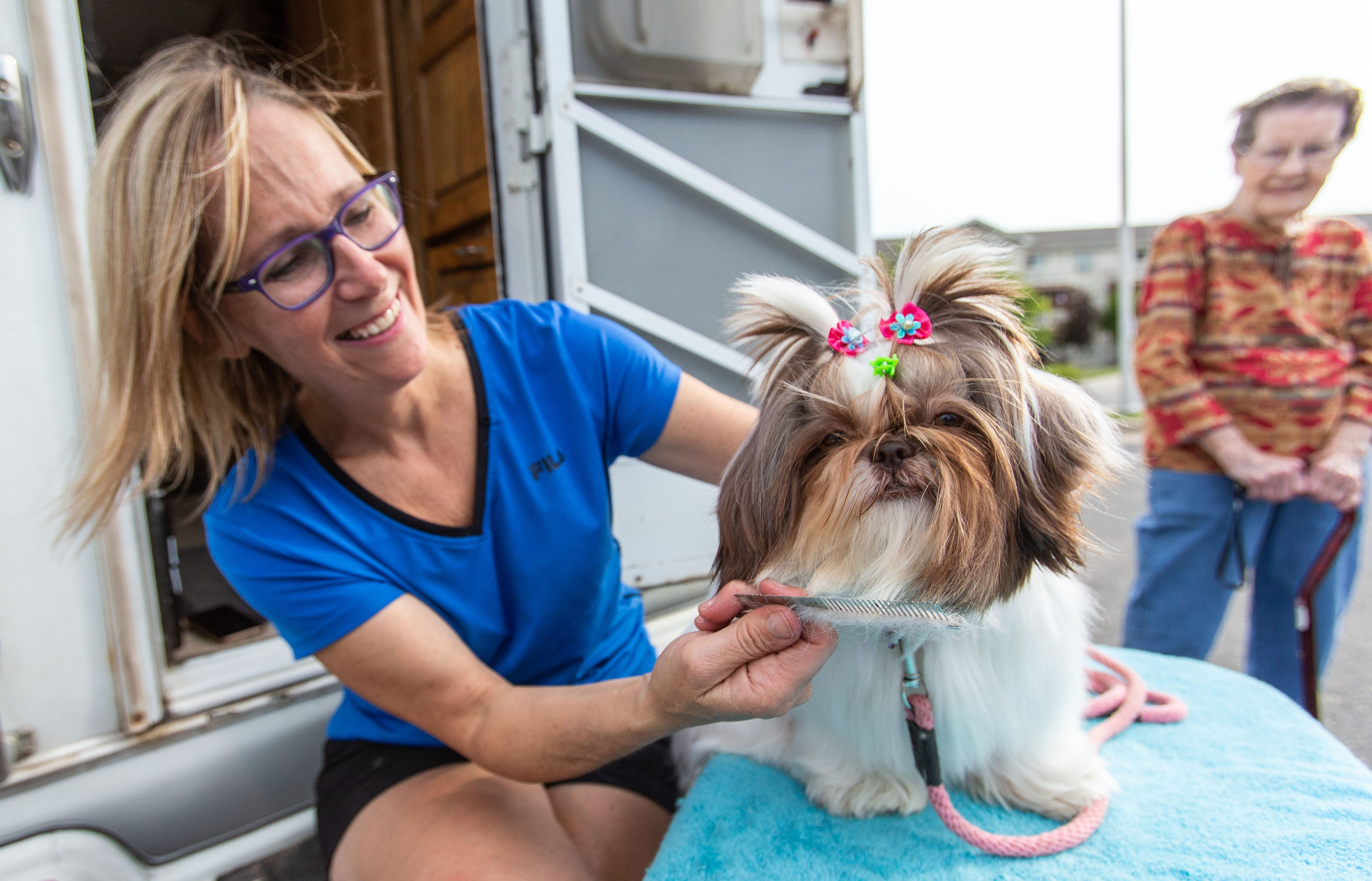 The Gables of Germantown hosts Dog Days of Summer event