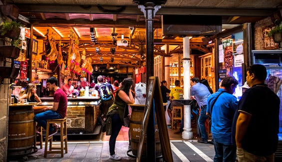 Pamplona is a great place to eat, drink and explore.