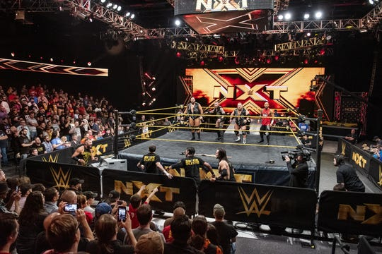 NXT airs on the USA Network on Wednesdays.