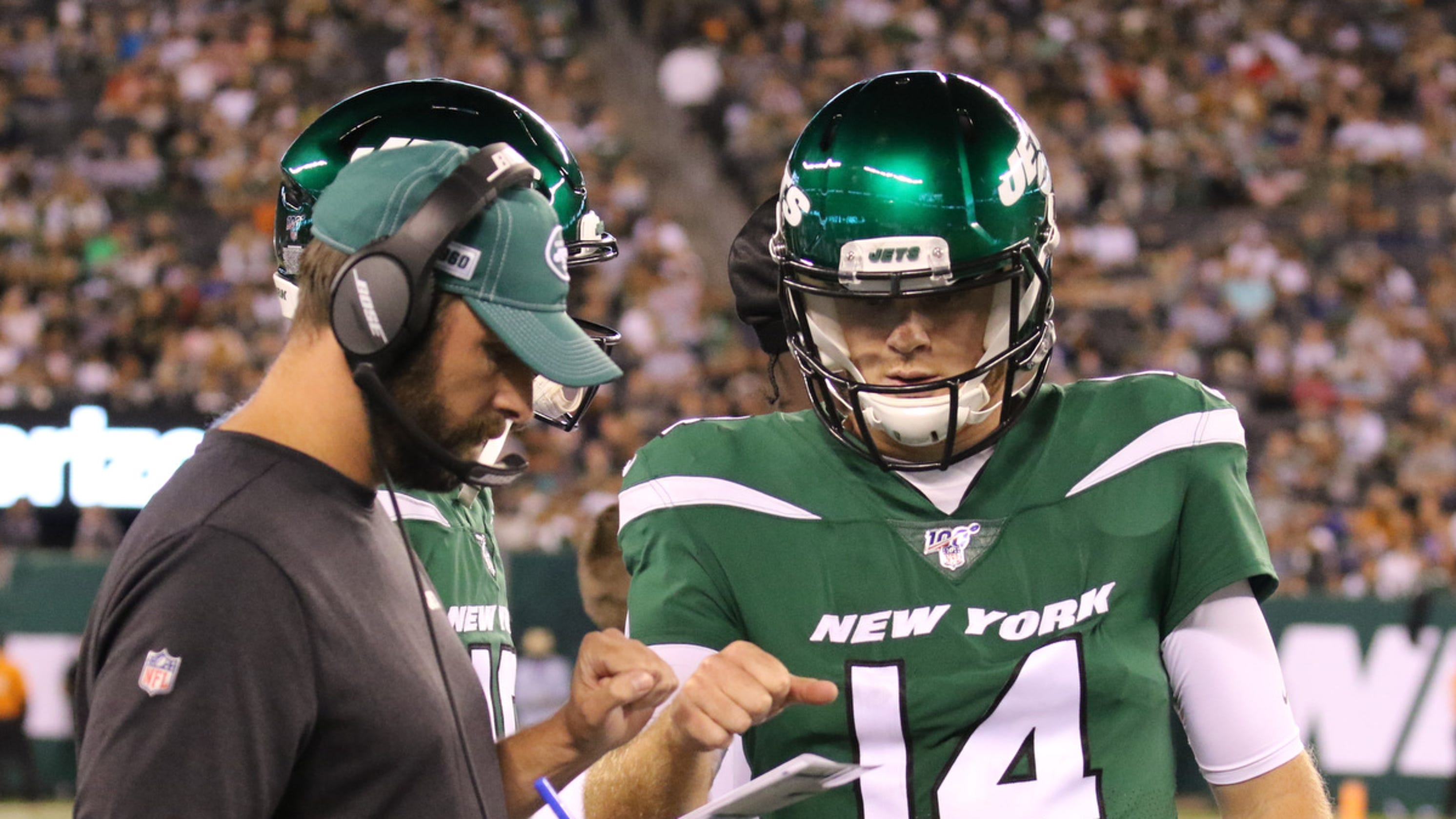 buy popular ab064 512f8 NY Jets 53 man roster projection: A final prediction as cut ...