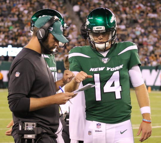 buy popular 20586 42e54 NY Jets 53 man roster projection: A final prediction as cut ...