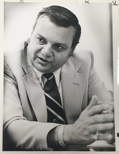 Joe Arpaio on Aug. 16, 1978