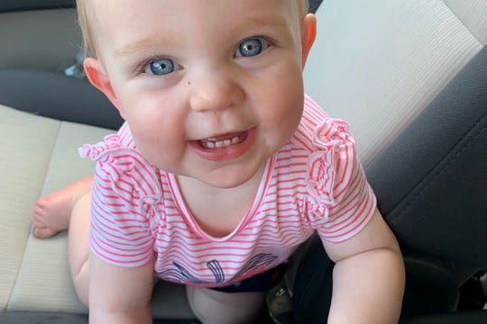 Zoey Ann Lennox, 1, of Millsboro, Delaware, died in the hospital Aug. 22, 2019, due to injuries sustained while drowning.