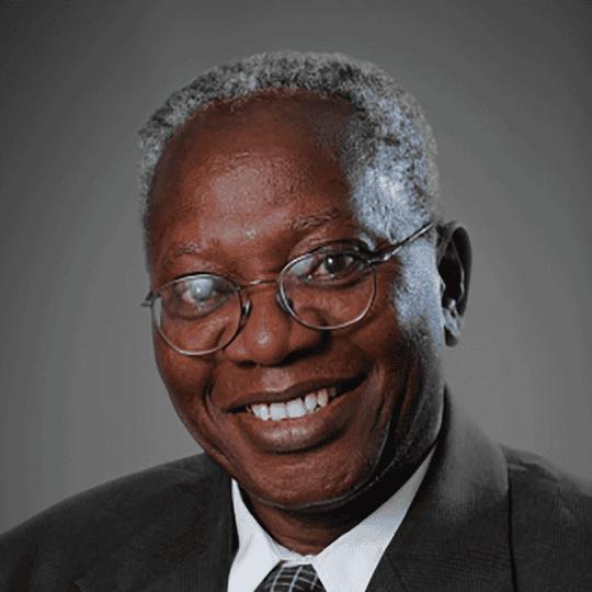 Kome Onokpise is a retired FAMU professor who is a naturalized U.S. citizen originally from Nigeria.