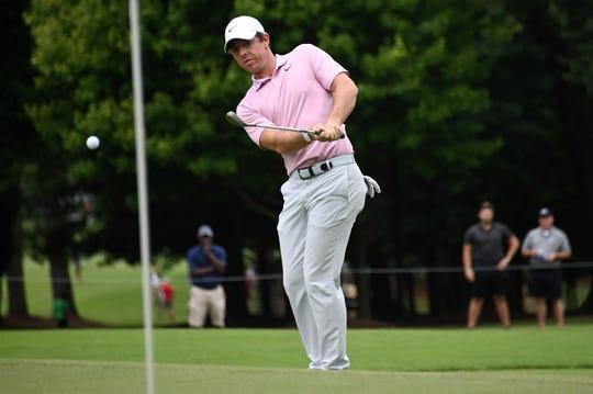 Rory McIlroy wins Tour Championshp, captures FedEx Cup and $15 million bonus money