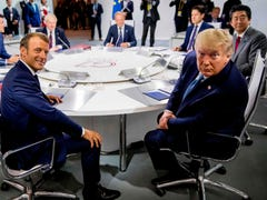 Behind-the-scenes discord rattles G-7 summit despite Donald Trump's claim that all is well