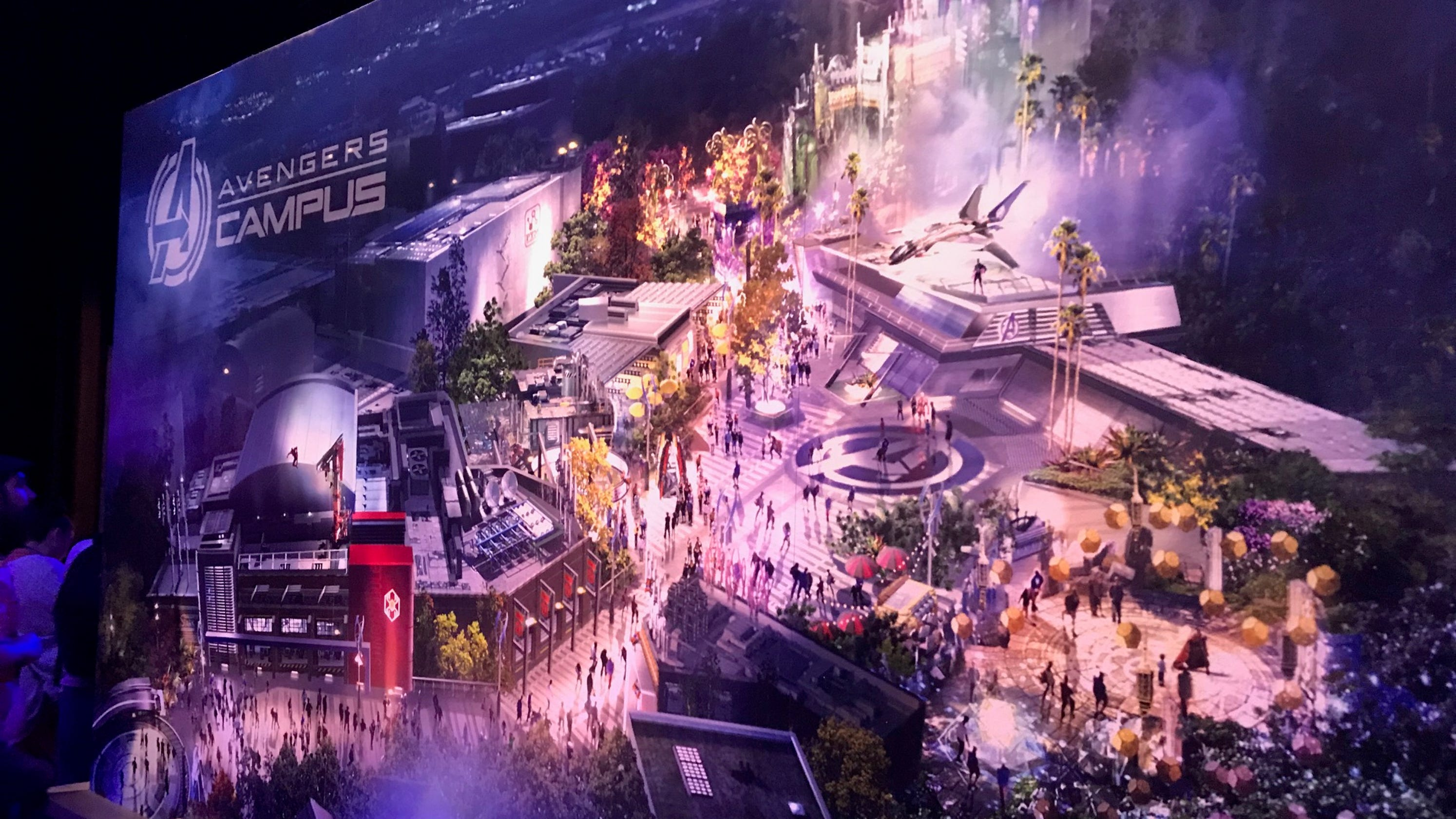 From Epcot's update to a Spider-Man ride, everything Disney revealed about its parks at D23