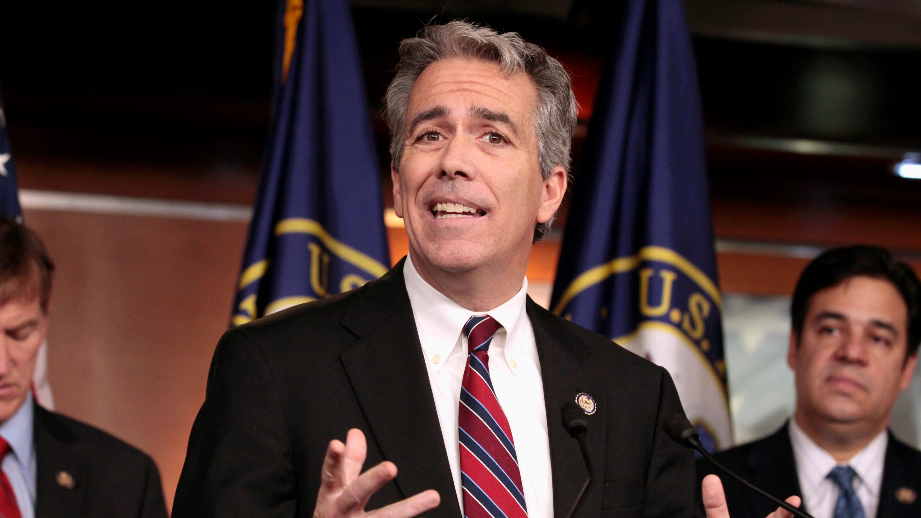 Former Illinois Rep. Joe Walsh announces he will challenge Trump in Republican primary