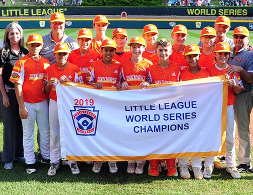 Image result for LLWS louisiana wins\