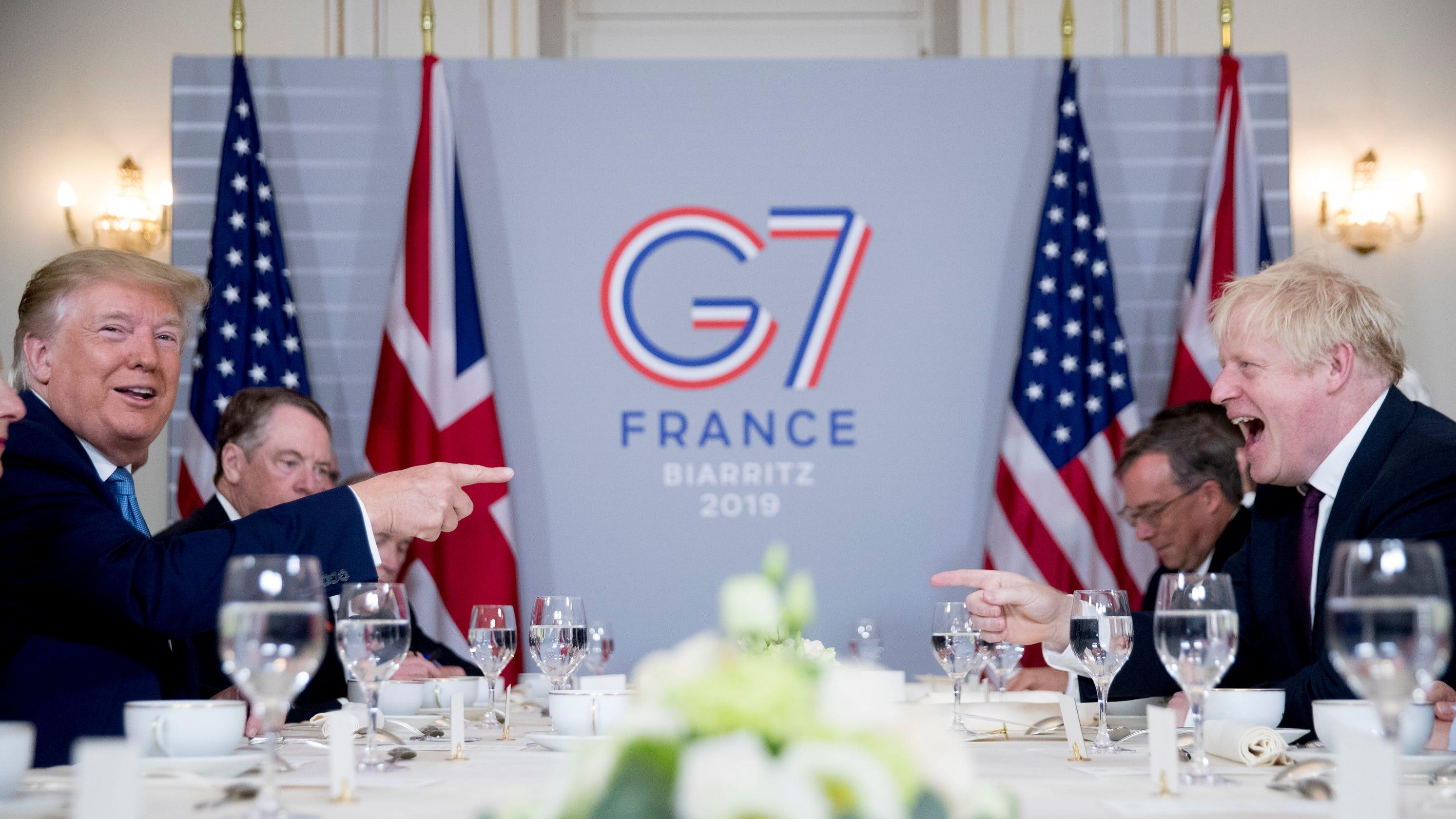 G-7 2019 ile ilgili görsel sonucu