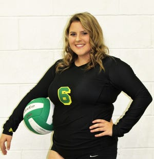 Dublin senior Kylie Curtoys helped the Lady Lions to a 4-2 record at their home tournament.