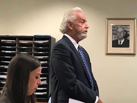 Assistant Prosecutor Allysa Gambarella and defense attorney William Fetky.