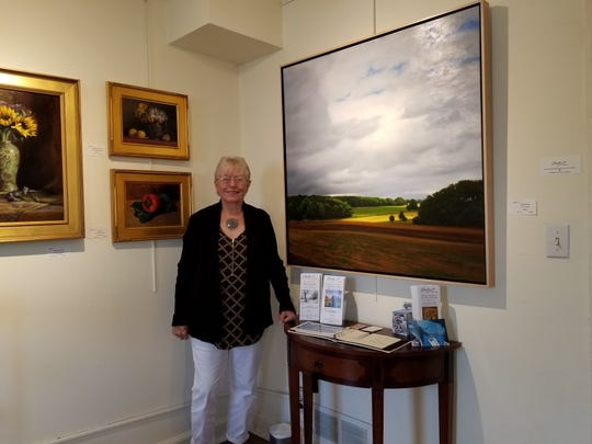 Bernardsville's only remaining full-time gallery showcases