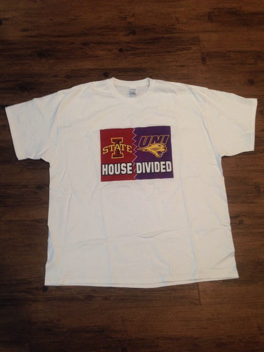 Iowa State-UNI: A House Divided