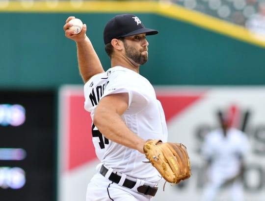 It remains uncertain whether Daniel Norris will be part of Tigers' starting rotation next season.