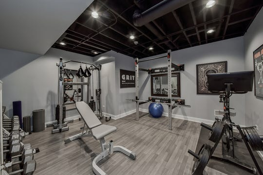 The workout space should be highly personal and accommodate specific exercise equipment or a fitness routine. Before moving anything into a home gym, create a floor plan to know exactly where each piece of equipment goes in the room.