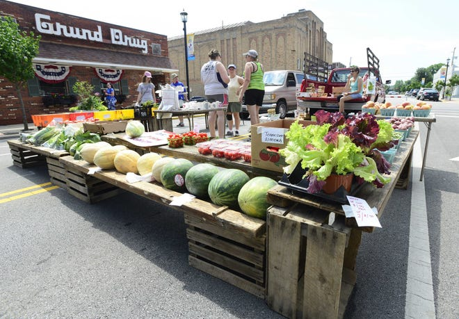 Downtown Fremont Inc's second BBQ Block Party will be held in conjunction with the Saturday farmer's market in downtown Fremont Sept. 7 from 9 a.m. to 1 p.m.