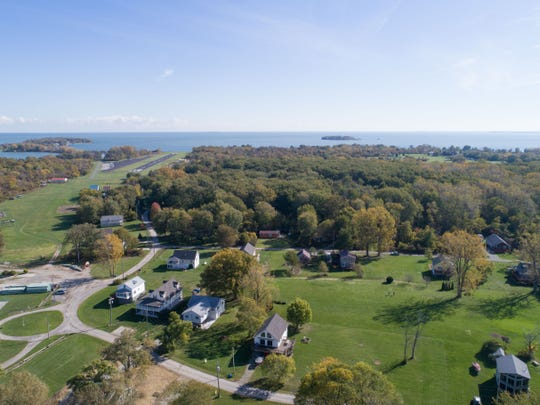 Put-in-Bay Township Park District and The Conservation Fund announced the conservation of 4.4 acres of critical migratory bird habitat on Middle Bass Island.