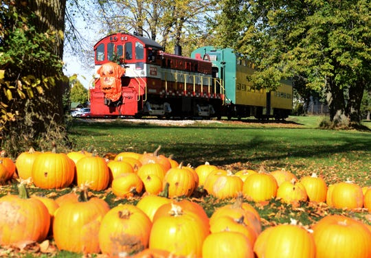 The Great Pumpkin Train will once again roll up to the pumpkin patch at the National Railroad Museum in Ashwaubenon this fall.