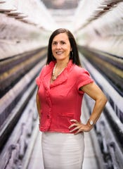 Kim Kent splits her time between Copper Dome Strategies, LLC,  and Kentwool, where she serves as CEO.
