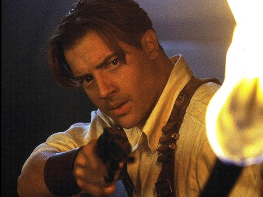 "Brendan Fraser portrayed Rick O'Connell in 1999 film ""The Mummy."""