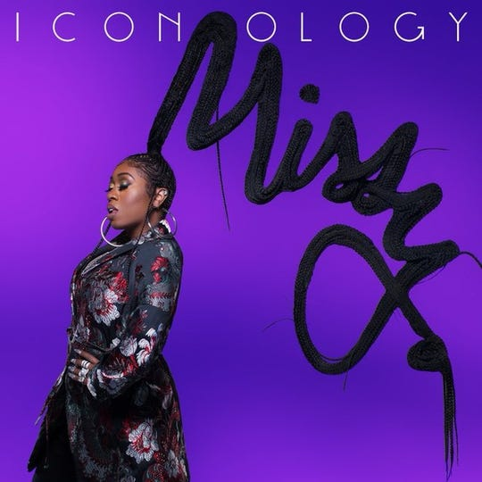 """Iconology"" by Missy Elliott"