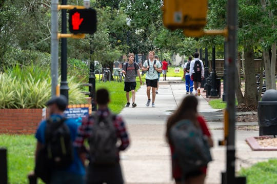 University of Louisiana at Lafayette would receive state construction money under a spending proposal, including$187,700 to repairFletcher Hall and$16.4 million to renovate Madison Hall in future years.
