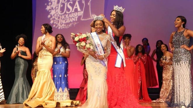 Madison-native TeKema Balentine represented Wisconsin at Miss Black USA and won the crown.