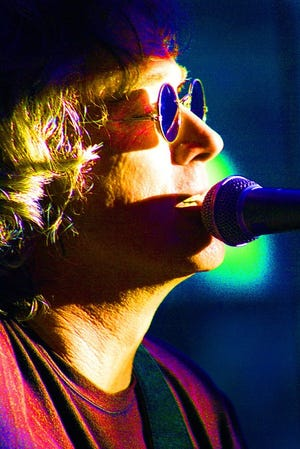 Drew Harrison of the Beatles tribute band The Sun Kingspresents an emotionally charged tribute of the life and musical career of John Lennon at 7 p.m. Saturday, Sept. 21, on the OAC's Main Stage.