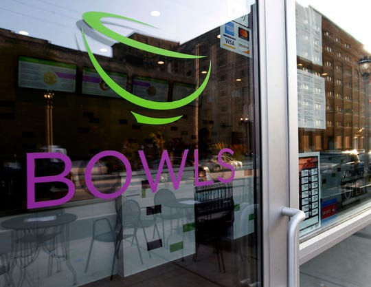 Bowls restaurant, at 207 W. Freshwater Way in Walker's Point, will focus on weekday lunch. The Mequon location's hours are unchanged.