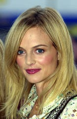 Heather Graham: American film and television actor. Graham was born in Milwaukee, Wisconsin.