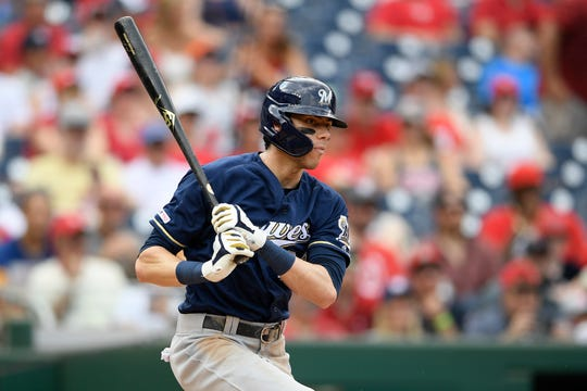 Christian Yelich and the Brewers will know after the next 12 game their chances of staying in the playoff race.