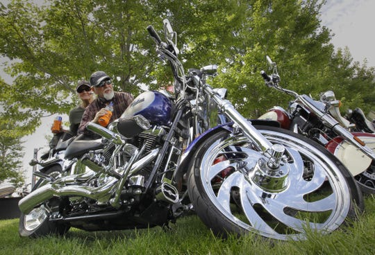 The bikes and the bikers will be back this weekend for the 2019 Milwaukee Rally, with parties, concerts and more at the Harley-Davidson Museum and four area Harley dealerships.