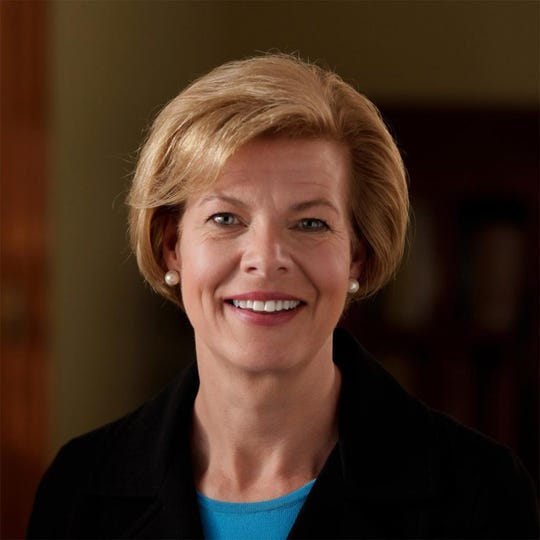 U.S. Sen. Tammy Baldwin is a Wisconsin politician, serving three terms in the state Assembly before her election to the U.S. Congress in 2012. Baldwin was born and raised in Madison.