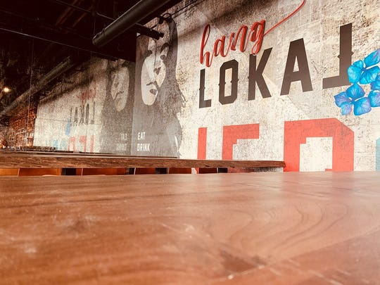 Lokal is located in Jersey City.