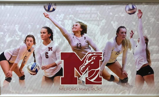 The Milford volleyball team will try and continue its success from the 2018 season in 2019.