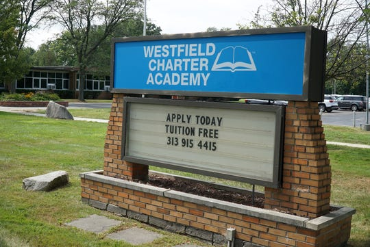 Westfield Charter Academy in Redford.