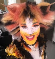 "Erin Chupinsky, a Novi native, is dance captain/swing, filling various roles in the national tour of the musical, ""Cats."" She will perform at Detroit's Fisher Theatre from Sept. 3-15."