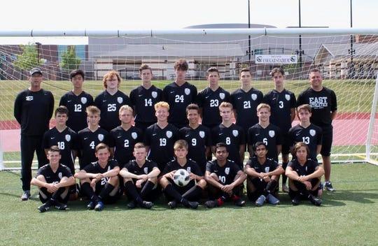 The South Lyon East boys soccer team is ready for the 2019 season.