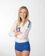Super Senior - Gracyn Smith, Pace High School -  August 26, 2019 -