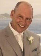 """John Michael """"Mike"""" Frey, 58, of York, was shot in a murder-suicide on Aug. 21 at Plainville Farms distribution facility in New Oxford."""