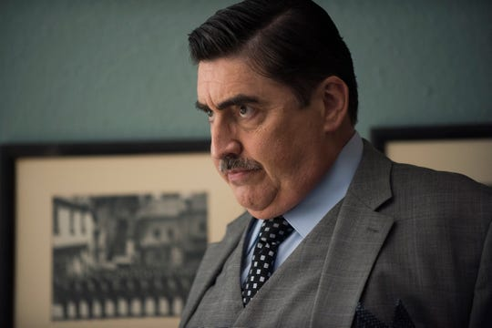 "Alfred Molina stars in ""Don't Let Go."""