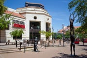 The Phoenix police planned to hold a training exercise in and around Herberger Theater in downtown on Aug. 27, 2019.