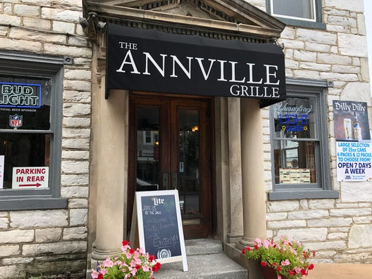 The Annville Grille along is under new ownership and will be known as Ted's Annville Grille going forward.