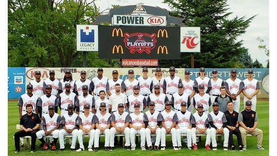 The 2019 Salem-Keizer Volcanoes