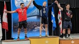 Salem-Keizer social studies teacher, Justin Devereux, won the World Masters Weightlifting Championships on Friday, August 23, 2019 in Montreal, Canada.