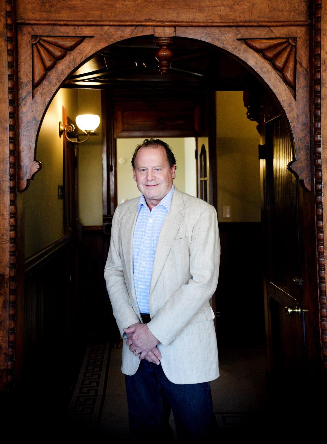 Ginocchio restaurant's owner is Alan Loudermilk.