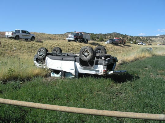 A 20-year-old woman from Kanab was killed and two others were seriously injured Aug. 25, 2019, after a rollover on U.S. Highway 89 in Kane County, Utah.