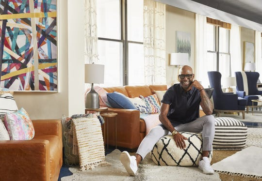 """Queer Eye"" star and FAMU alum Karamo Brown and HomeGoods renovated FAMU's Gibbs Hall this summer."